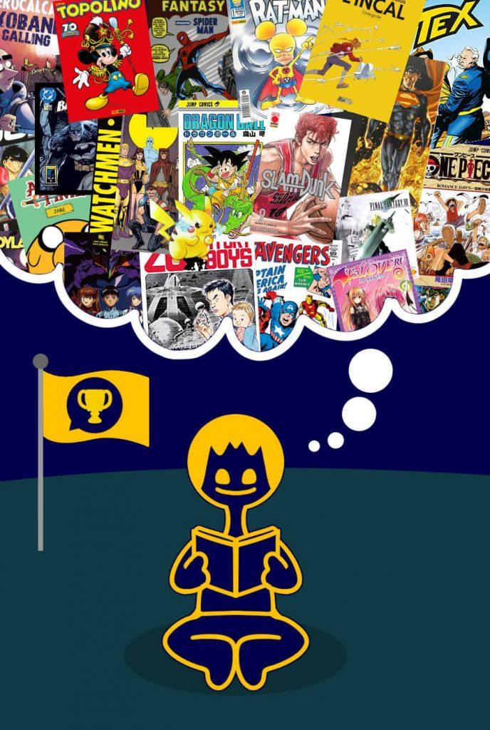 Il Team di Concorsi Fumetti. Chi Siamo?