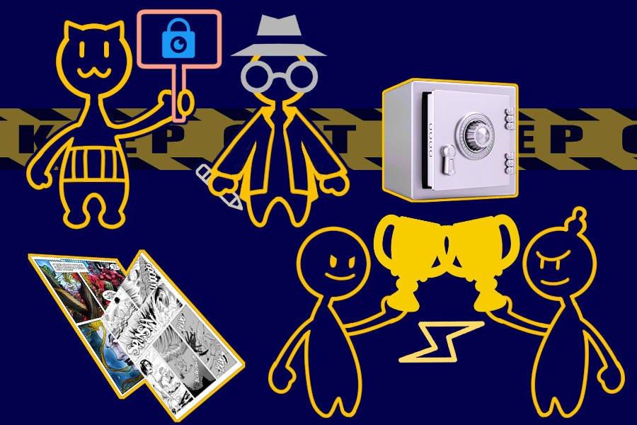Privacy, partecipanti e Vincitori dei Concorsi di Fumetto