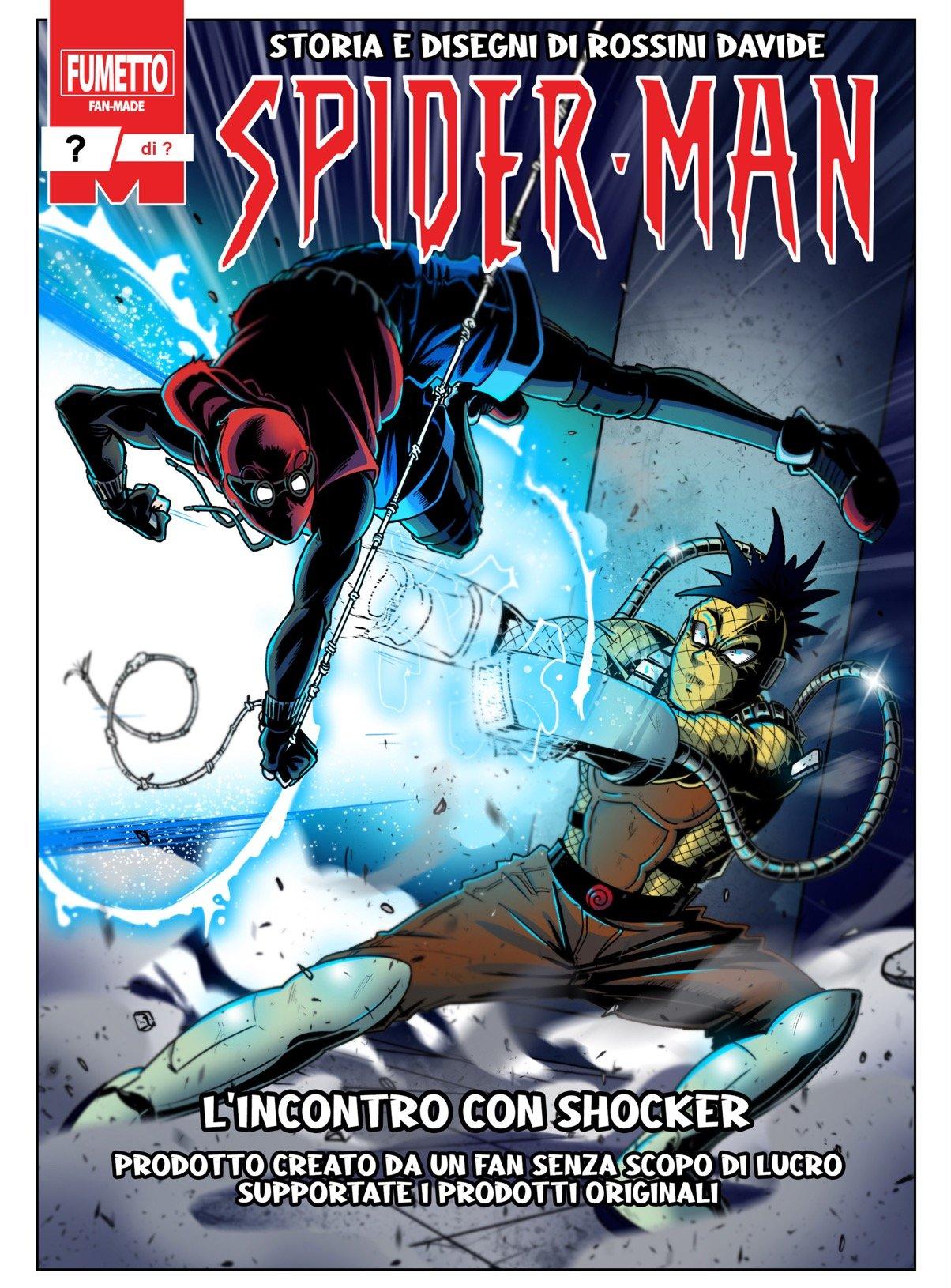 Spider-Man - L'incontro con Shocker