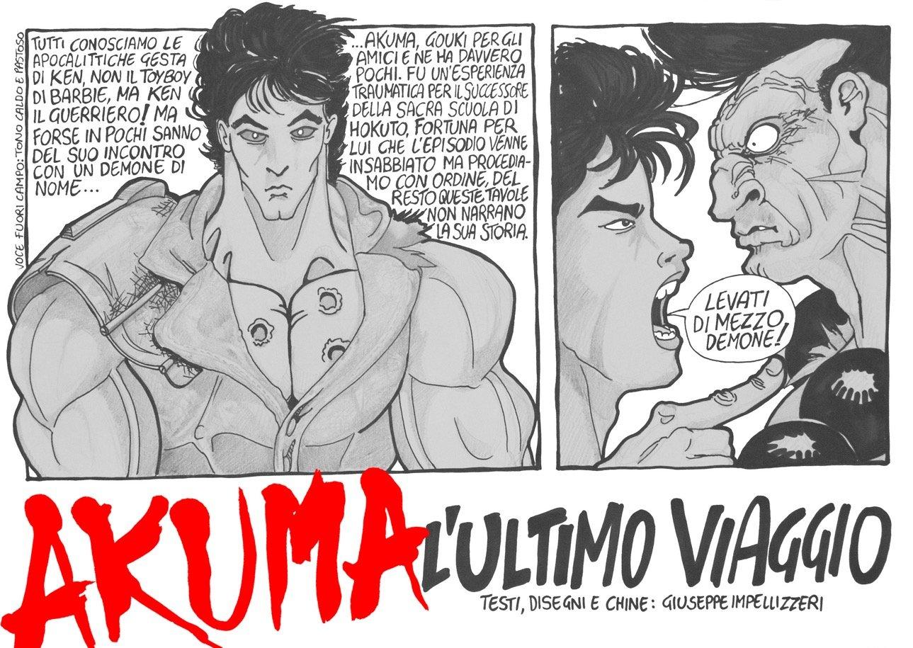 Akuma - L'ultimo viaggio