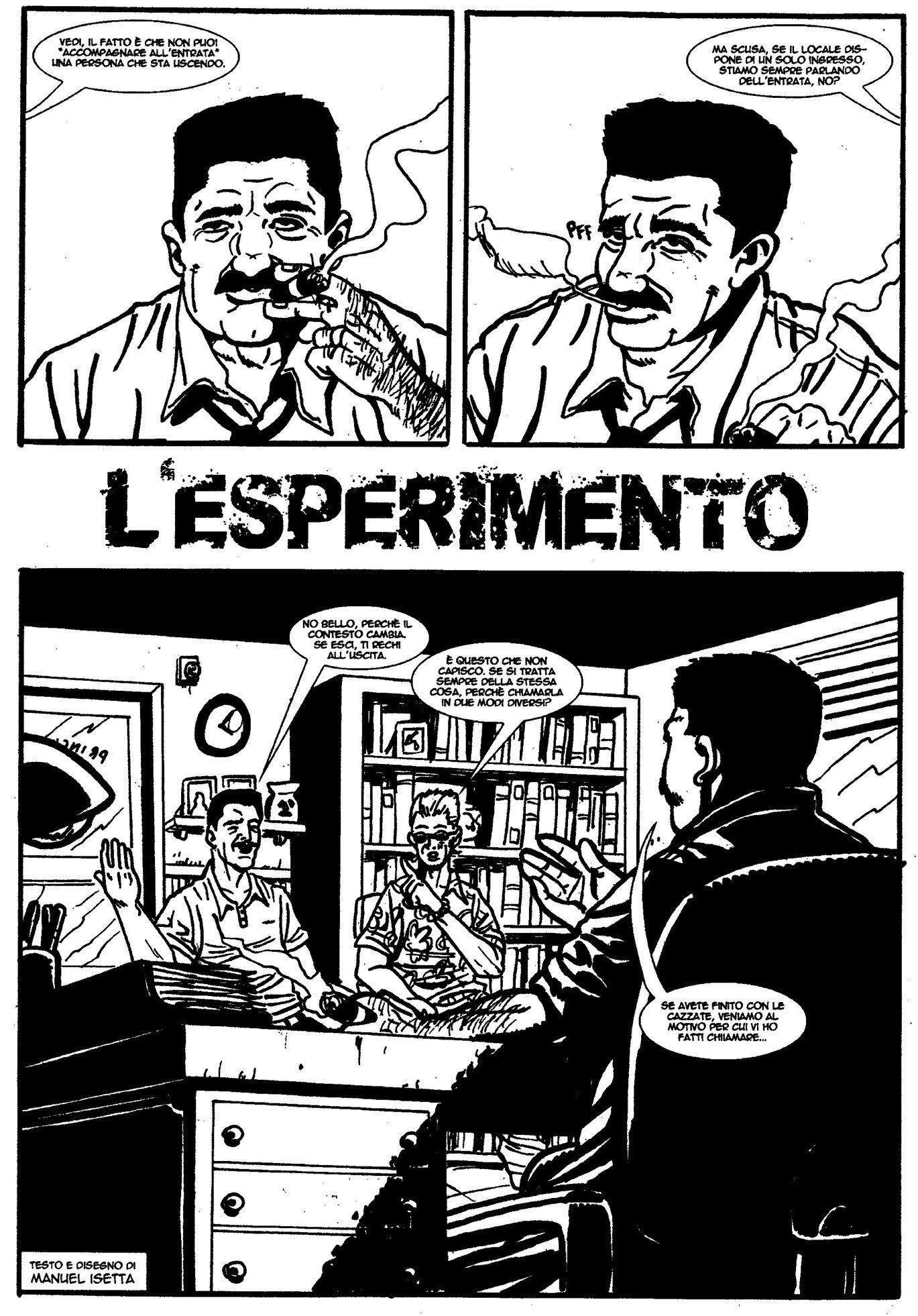 L'Esperimento