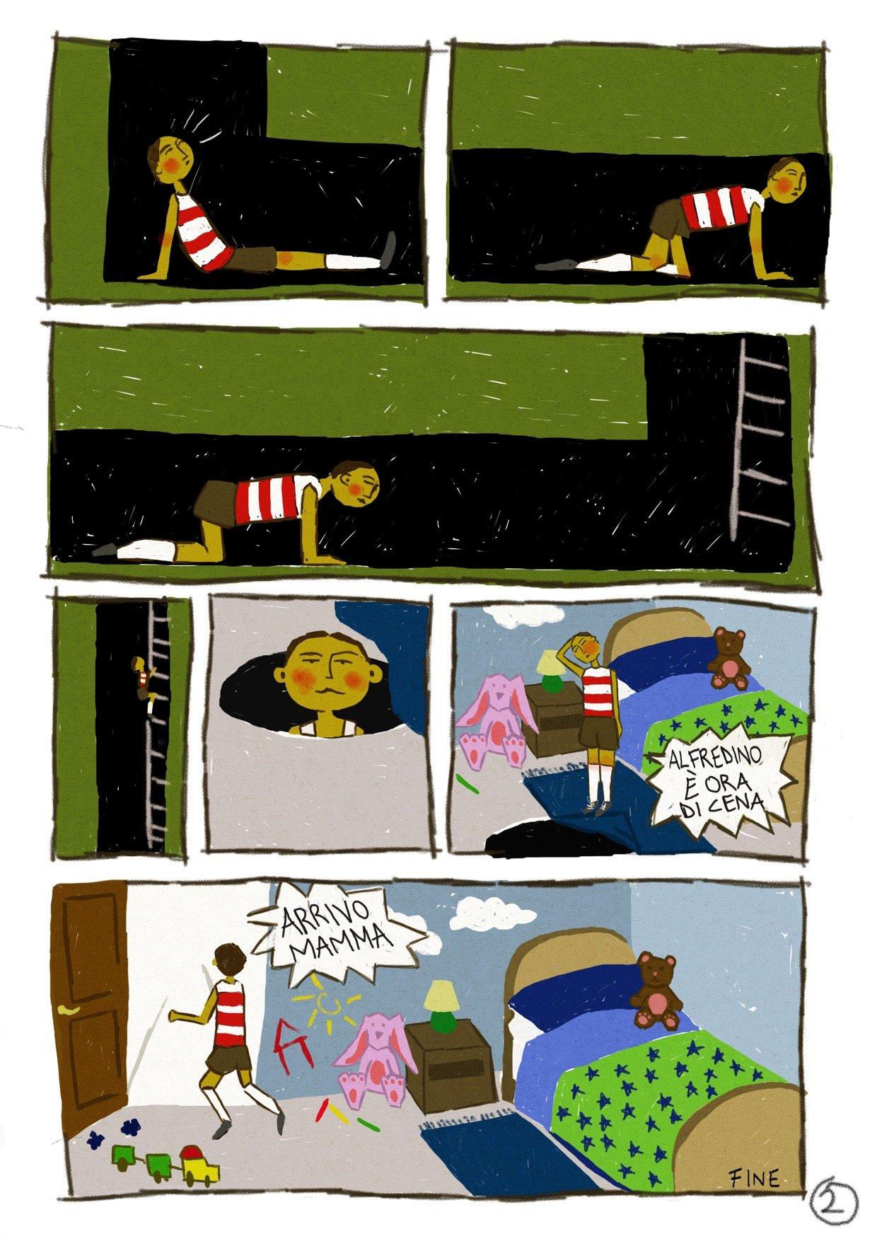 La storia di Alfredino