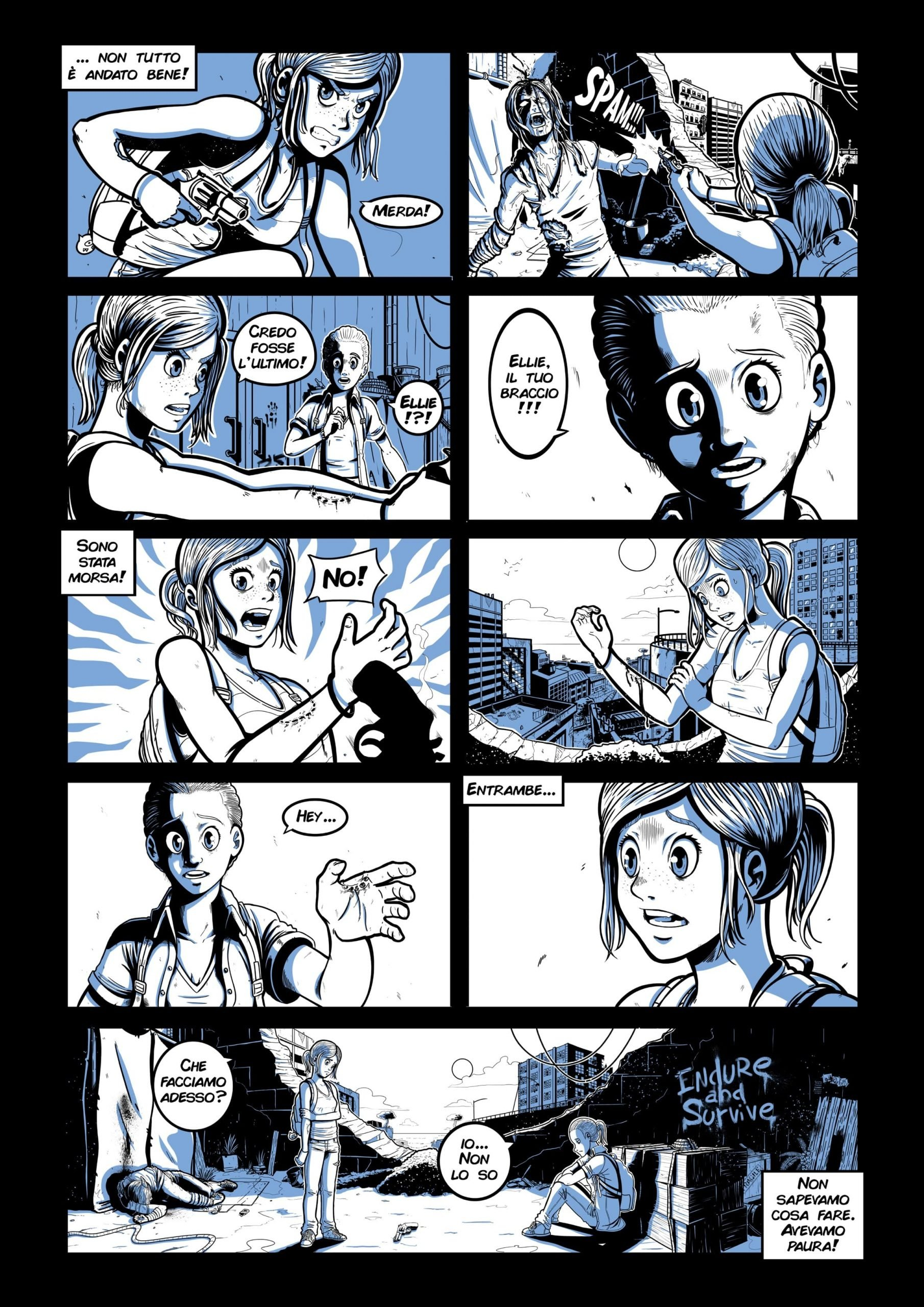 The Last of Us Fan-Made Comic
