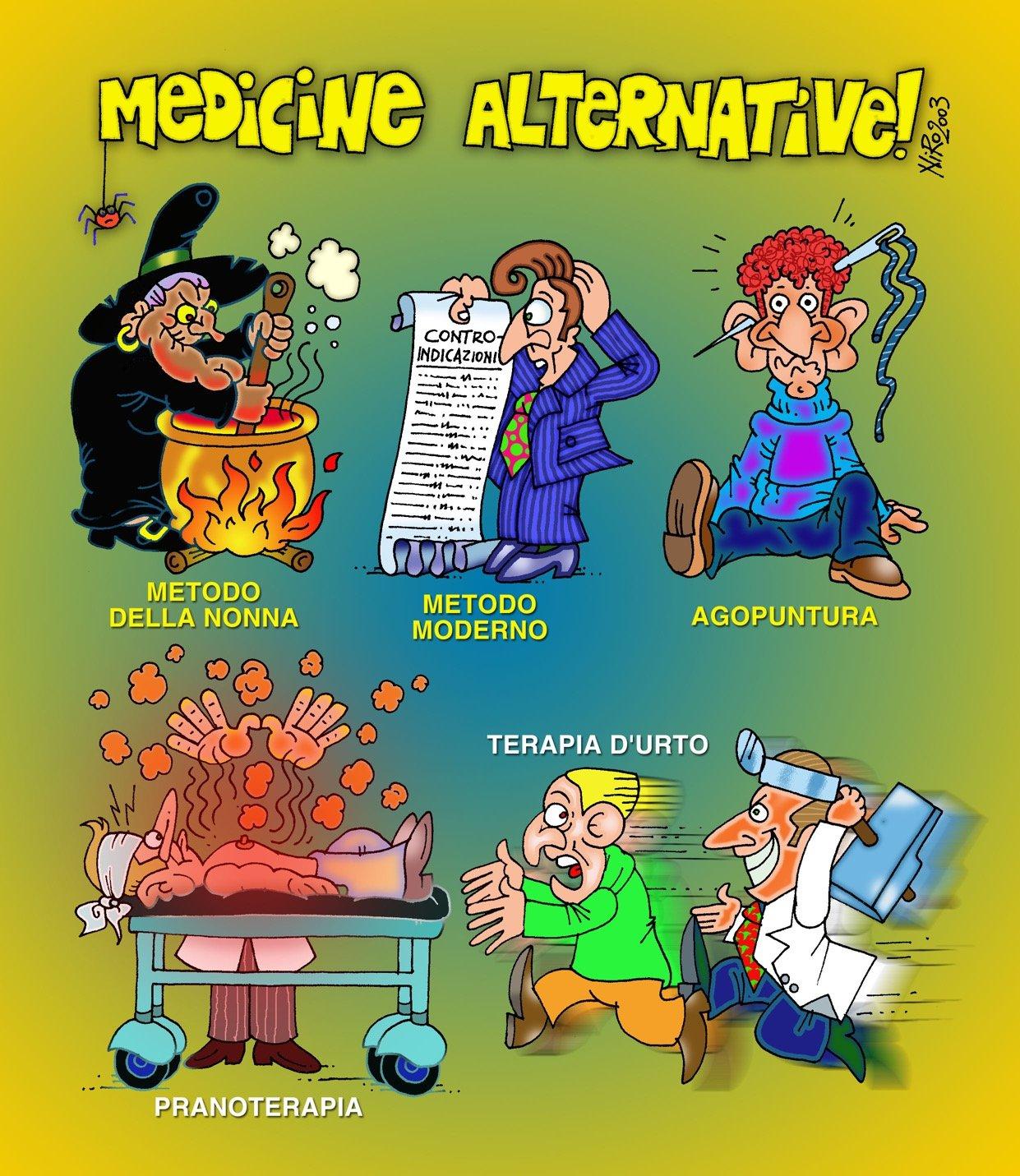Medicine Alternative