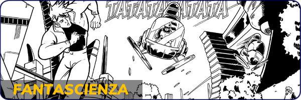 Webcomics ITA Fumetti Online Fantascienza e Sci-Fi