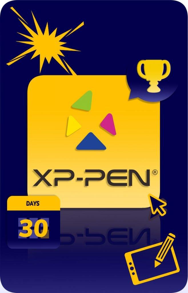 Partecipa a XP-PEN Contest