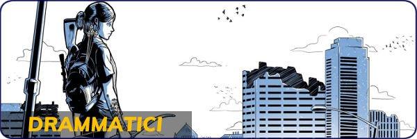Webcomics ITA Fumetti Online Drammatici