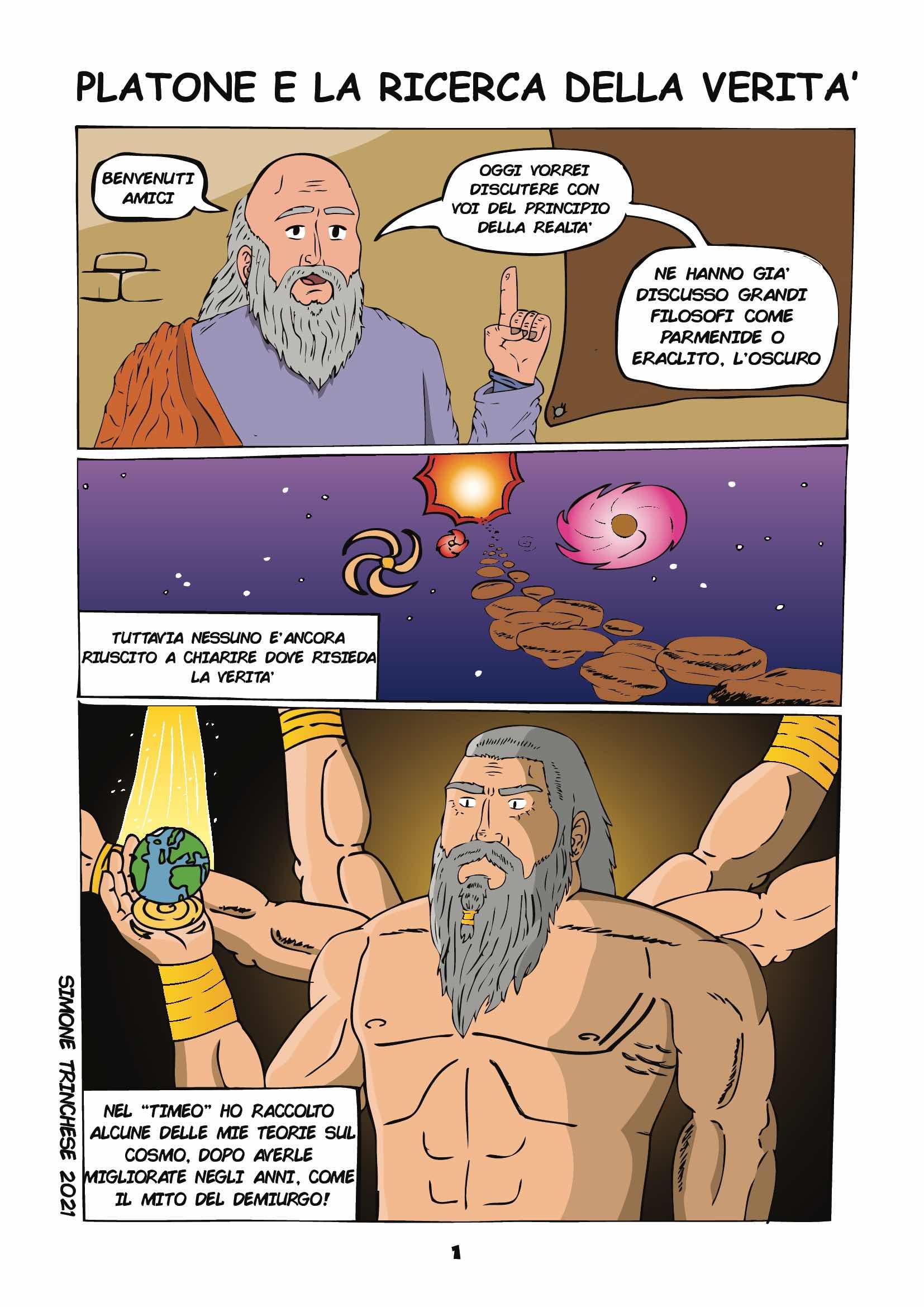 Platone e la Ricerca della Verità