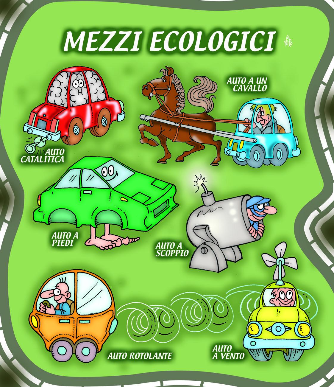 Mezzi Ecologici
